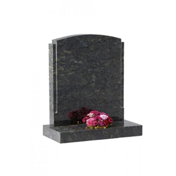 EC12 Butterfly  Granite polished rebate Memorial