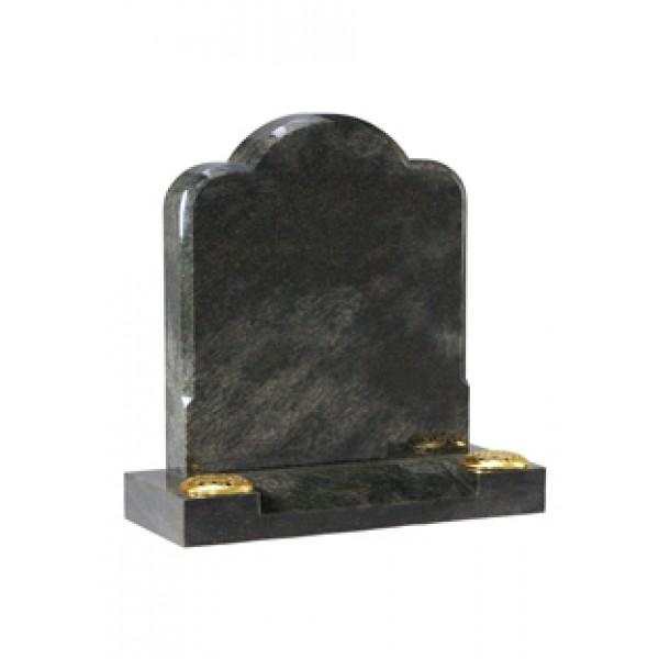 EC13 Tropical Green Granite traditional memorial